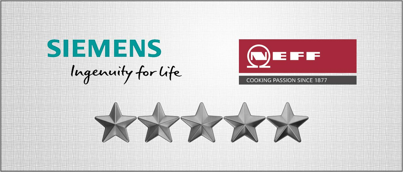 Neff or Siemens Kitchen Appliances. Which are the right ones for me?