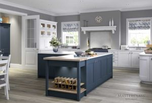 Classic kitchens by Masterclass, available from Counter Interiors, Yorkl