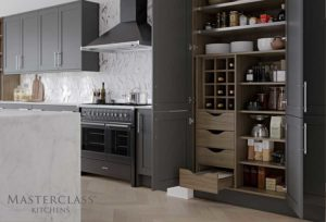 Masterclass Signature Storage Collection, available at Counter Interiors, York