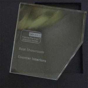 Neff 5 * Master Partner Best Showroom Award | Counter Interiors, York