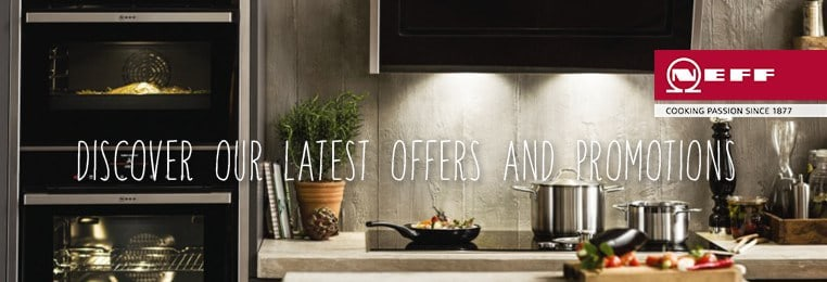 Neff 5 * Master Partner - Discover offers at Counter Interiors, York