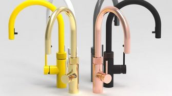 Customise your Quooker Flex Boiling Water Tap with Yardley Bespoke available at Counter Interiors of York