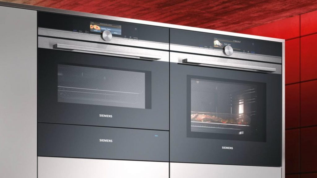 Discover Siemens studioLine Compact Ovens at Counter Interiors 5* IQ Design Studio, York