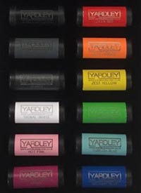 Bespoke colours by Yardley Bespoke, available at Counter Interiors, York.