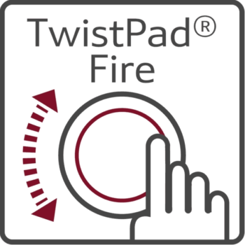 TwistPad Fire