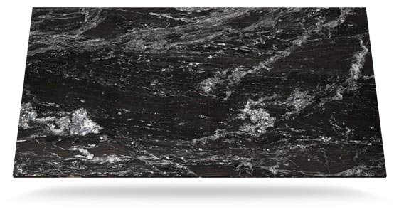 Cosentino Sensa Black Beauty caresse worktops available at Counter Interiors, York