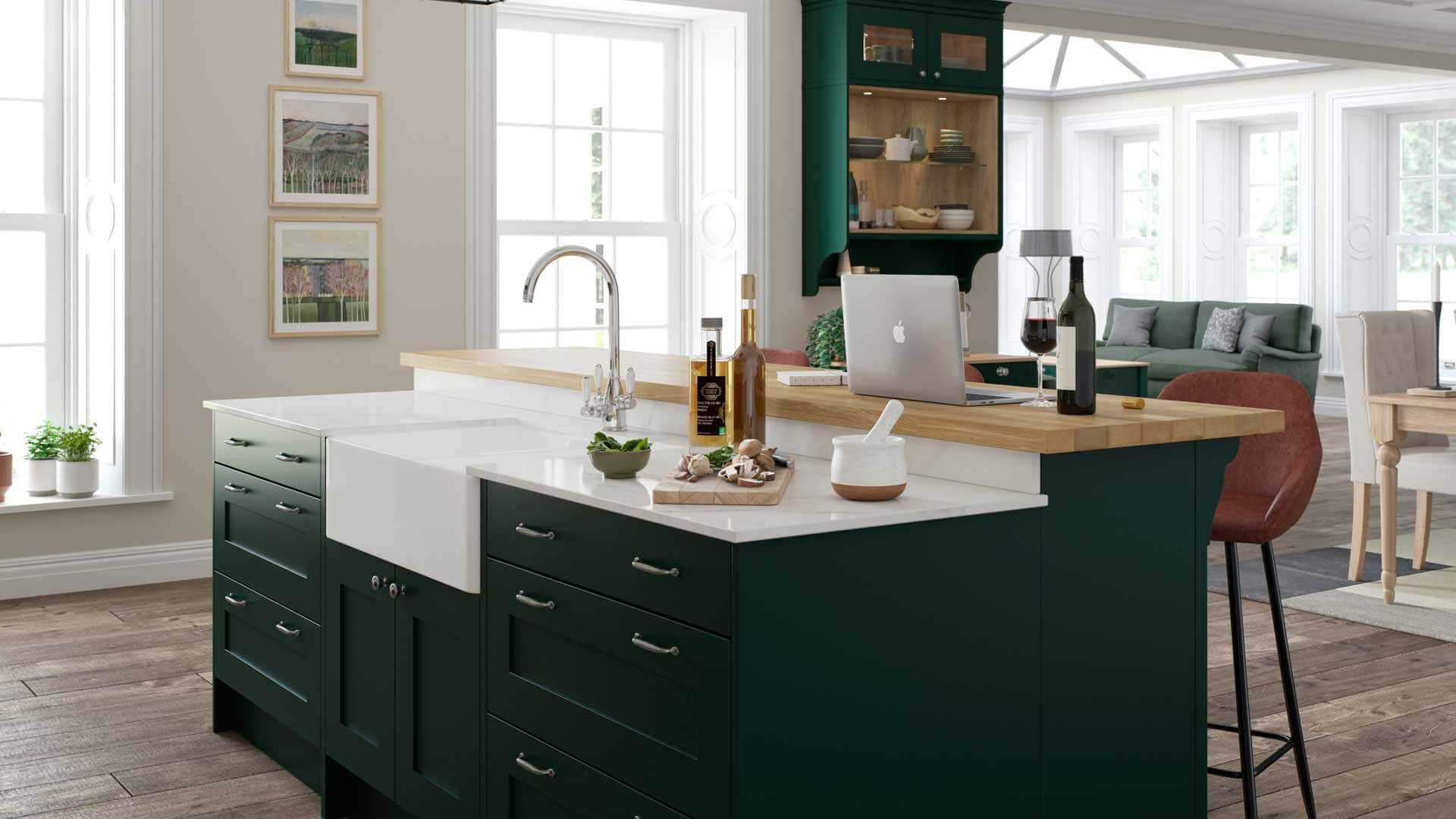Masterclass Kitchens Spring 2019 New & Noteworthy Releases