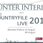 Counter Interiors are at BBC Countryfile Live Blenheim Palace 2019