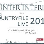 Counter Interiors are at BBC Countryfile Live Castle Howard 2019