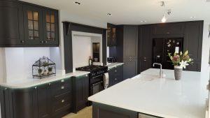Asbourne Graphite - kitchen installed by Counter Interiors, York