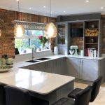 Shelford Dust Grey - kitchen installation by Counter Interiors of York