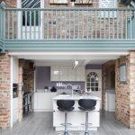 Lumina White - kitchen installation by Counter Interiors of York