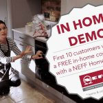 Book your in-home appliance demonstration