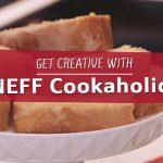 Cookaholics Cookalong – Lemon Drizzle Cake
