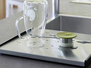Drip Tray by Blanco at Counter Interiors