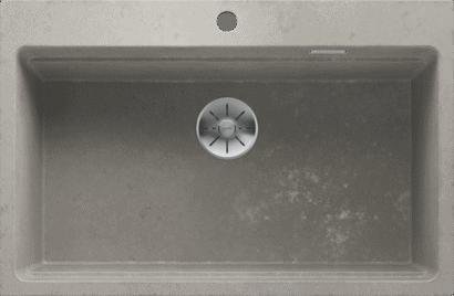 Blanco Etagon Concrete Silgranit at Counter Interiors, York
