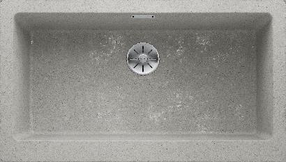 Blanco Vintera Concrete Silgranit at Counter Interiors, York