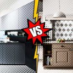 British or German kitchens, what's the difference?